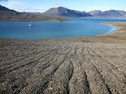 Effet du gel Harbour Fiord ©EB