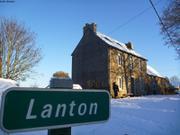Neige a Lanton