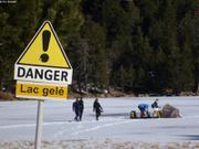 Plongee sous glace aux Angles