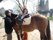 France Aurore poney La Condamine