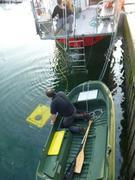 Essai ROV IPEV Oceanopolis