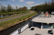 Etonnant parcours fluvial