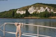 Falaises bord de Seine
