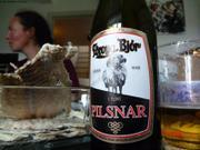 Poisson seche et biere des Feroe