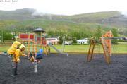Square Seydisfjordur