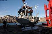 Ecotroll sur le pont d Arina Arctica