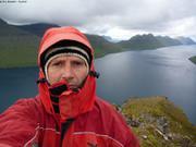 Au-dessus de Klaksvik