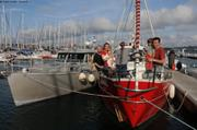 Ecotroll et Vagabond a Brest