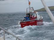 Equipe tournage Irlande Oceanopolis