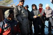 Suite ecoute des phoques avec chasseurs
