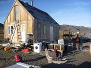 Escale Moriussaq village abandonne