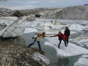 269s Chaos glacier Sydkap