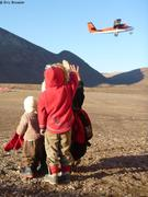 Depart Twin Otter Grise Fiord