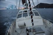 Entree dans le fjord d Uummannaq