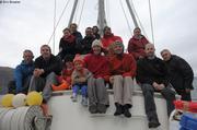 Quatorze personnes a bord