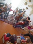 Concert des enfants du foyer d Uummannaq