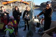 Visite Ann et equipe foyer Uummannaq