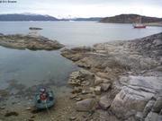Mouillage fjord Upernavik