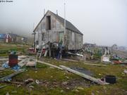 La maison d un chasseur a Savissivik