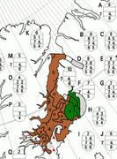 Carte des glaces detroit de Nares 23 aout 2013