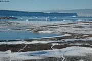 Lacs baie Marshall et Cap Taney