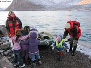 Arrivee a Grise Fiord