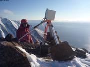 Recuperation appareil photo au-dessus de Grise Fiord