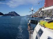 Cabotage cote sud-est du Groenland
