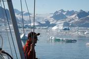 Heureux de revoir cette region du Groenland avec les geologues