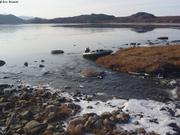 Collecte eau douce Kangerdluarssunguaq