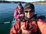 Celine et Eric en kayak2