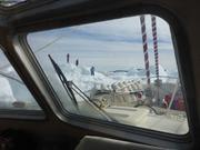 Debarquement sur iceberg