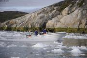 Retour de peche a Ilulissat