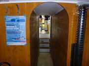 Visite des cabines de Nanuq