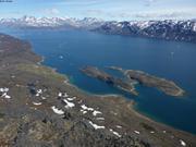 Ipiutaq depuis montagne 700m