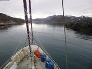 Navigation cotiere au Groenland