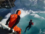 Explorer la glace
