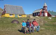 Famille Vagabond a Upernavik
