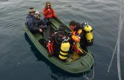 325a Depart des plongeurs
