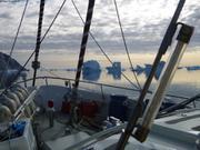 Au sud de la baie de Melville
