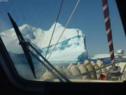 Icebergs si proches baie de Melville
