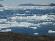 Glaces de la baie de Melville