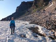 Neve pour descente rapide