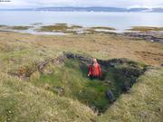 Ancienne hutte Qeqertarssuaq