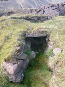 Entree ancienne hutte Qeqertarssuaq