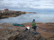 Escale village de Qeqertarssuaq