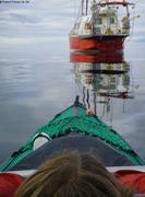 Fin du tour de kayak