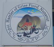Logo de Grise Fiord