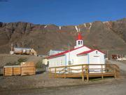 Eglise de Grise Fiord toute neuve
