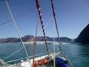 Approche glacier Sverdrup